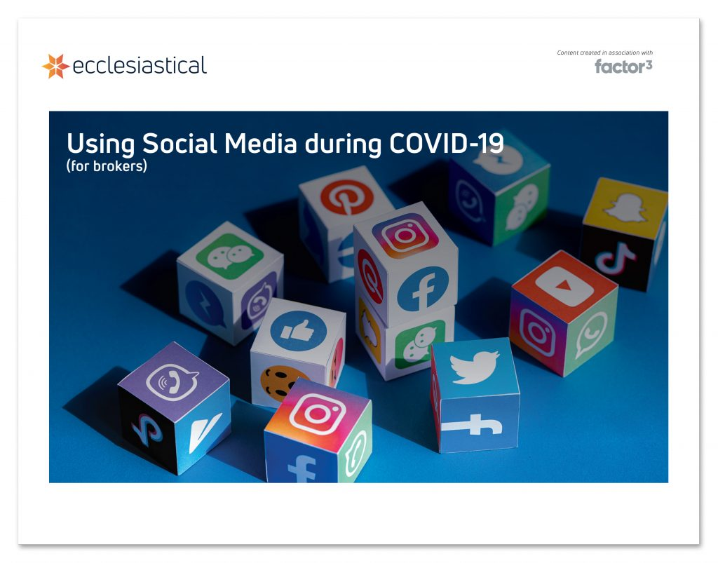Using Social Media during COVID-19 (for brokers)
