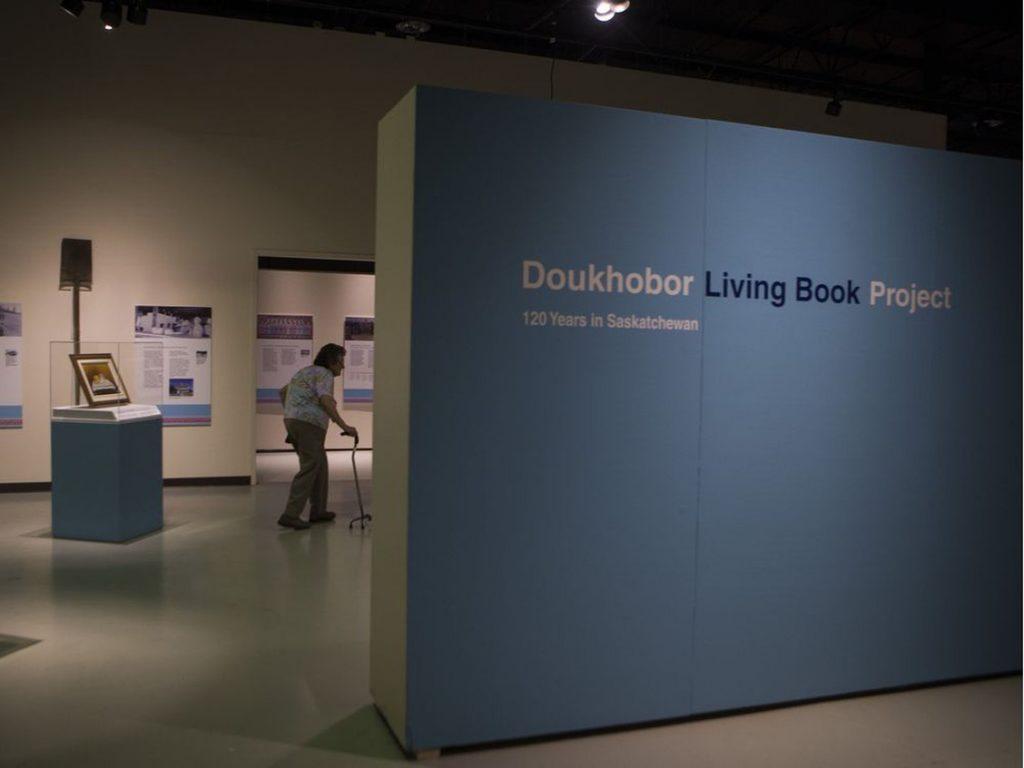 Doukhobor Living Book
