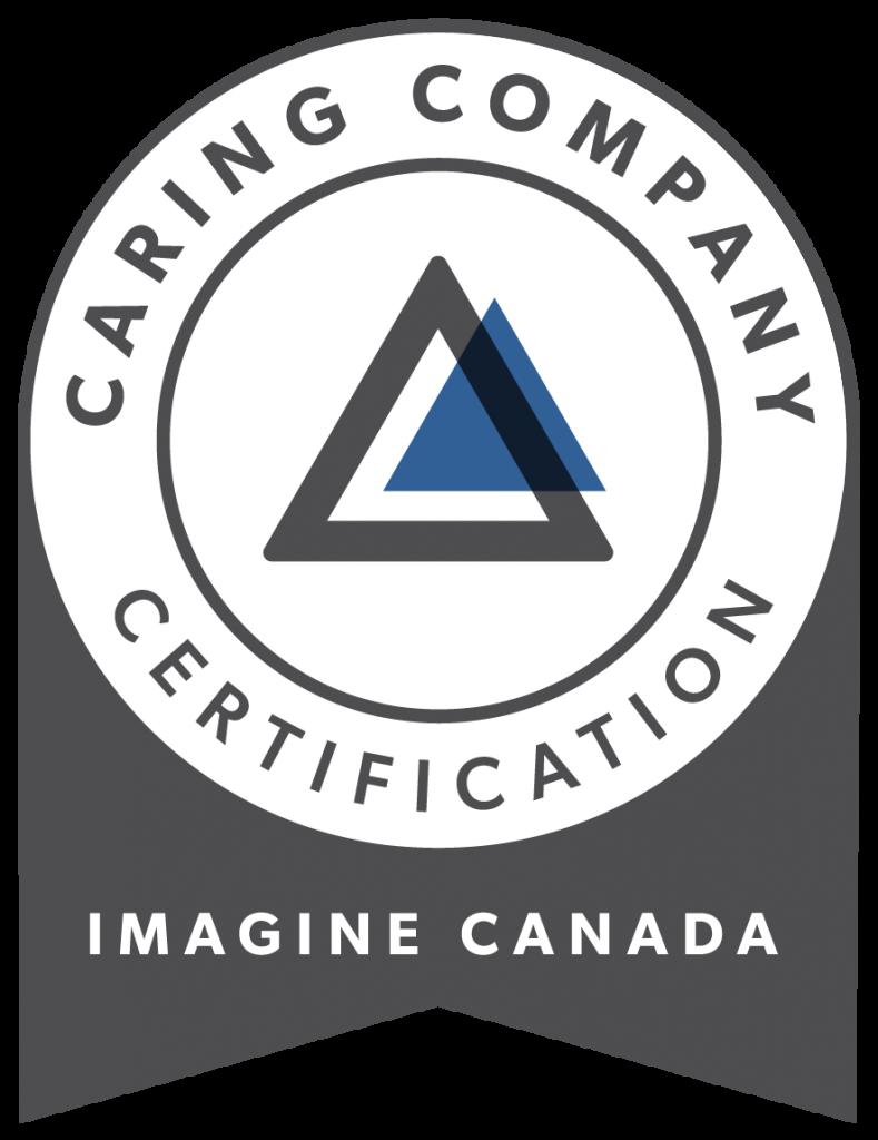 Imagine Canada Award
