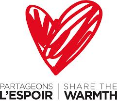 Share the Warmth/Partageons l'espoir