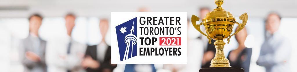 Greater Toronto Top Employer